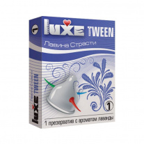 Презерватив Luxe Condoms - Tween - Лавина страсти, с ароматом лаванды, 1 шт