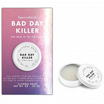Бальзам для клитора Bijoux Indiscrets - Bad Day Killer Clitoral Balm, с ароматом аниса, 8 г